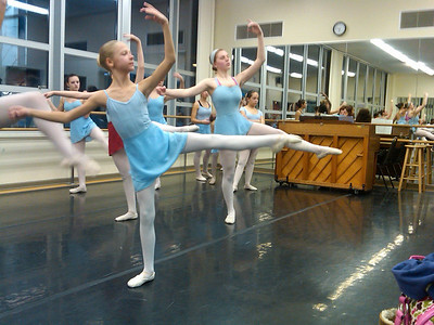 Julia's Dance Photos
