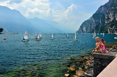 ITALY - LAKE GARDA 2013