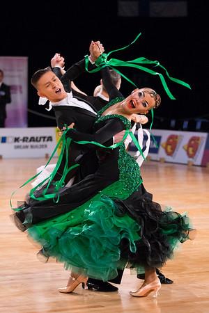 Internationella danstävlingar