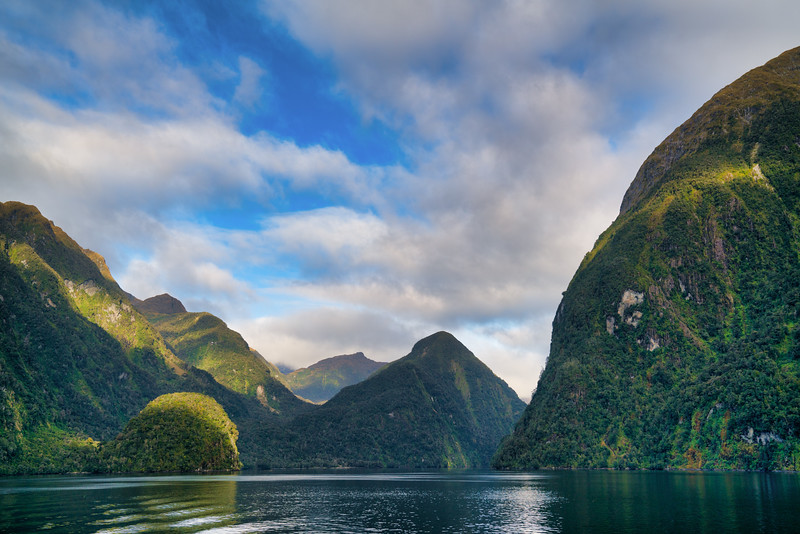 Fiords of Doubtful Sound