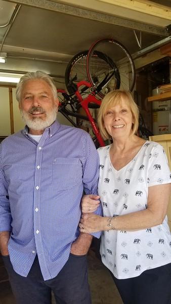 Jim and Judy
