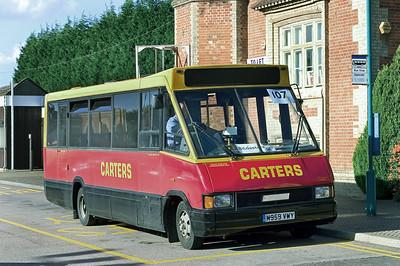 Carters Coach Services