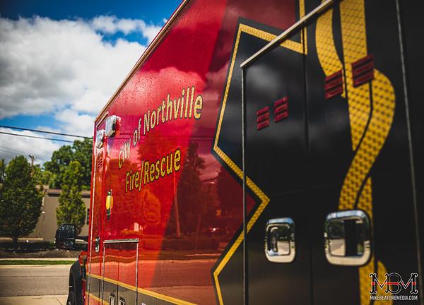 Northville City Fire Department - Rescue 1703