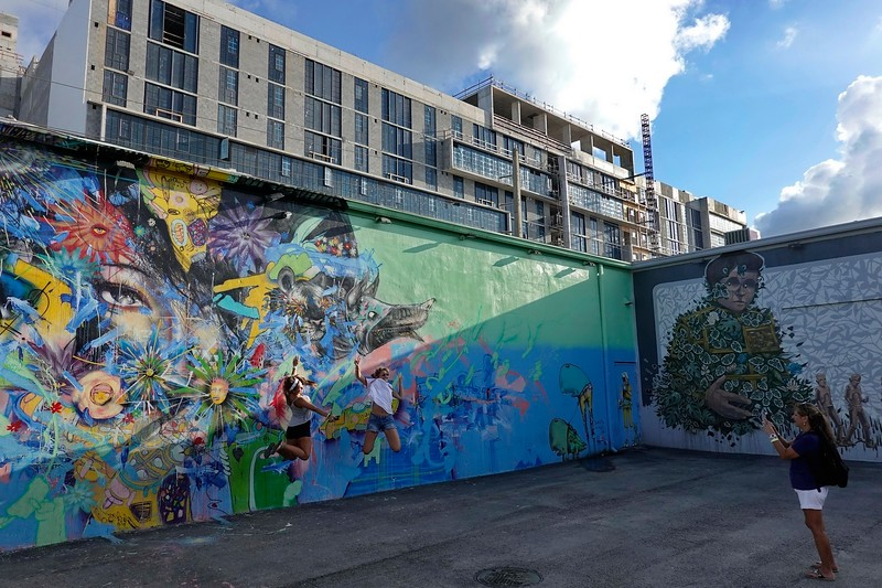 Wynwood walls - Miami - Florida
