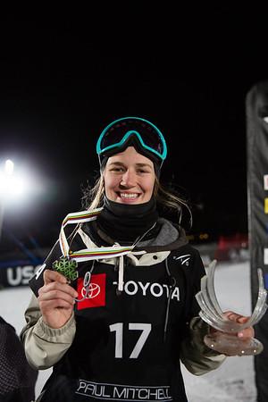 2019 FIS World Champs - Utah  - Freeski