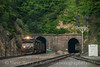 Norfolk Southern<br /> Montgomery Tunnel, Christiansburg, Virginia<br /> June 7, 2014