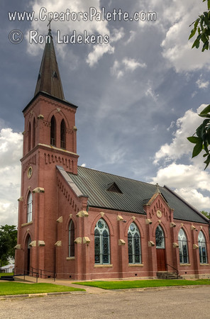 St. Mary Roman Catholic Church - Schulenburg, Texas
