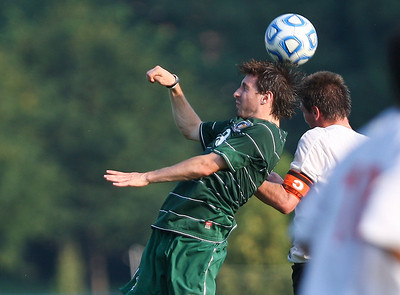 Brockport Men v. RIT Tigers 9-3-11