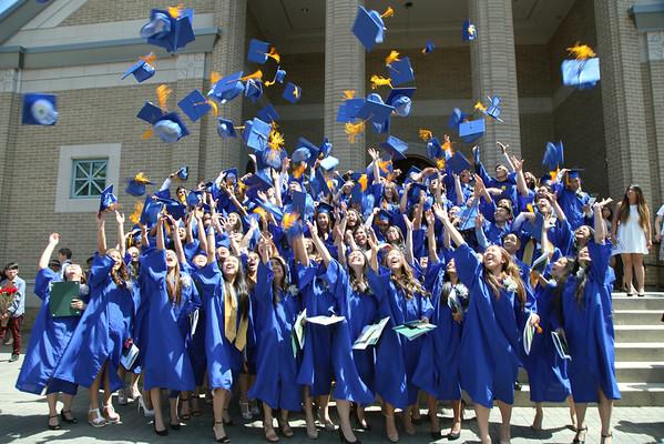 Graduation Mass 2014