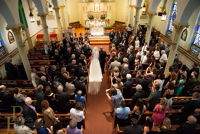 Brick - Donahue Wedding