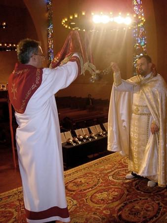 Pilgrimage to St. Vartan, NY 2009