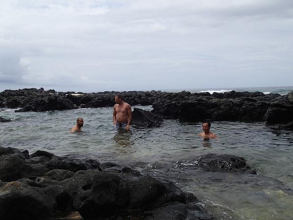 Oahu: Kaena Point - Aug 23, 2016