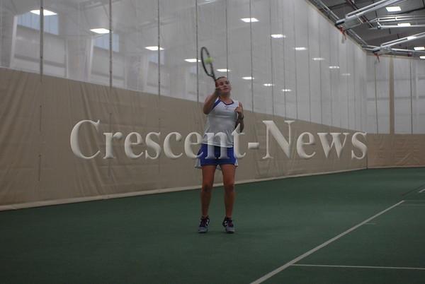 10-03-15 Sports D-II Sectional Girls Tennis @ DC