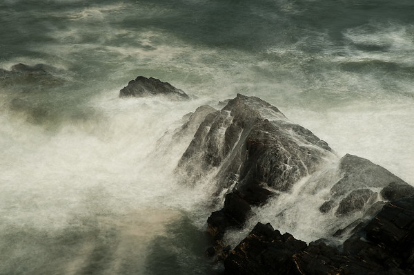 Storm Waves - Cape Elizabeth, Maine