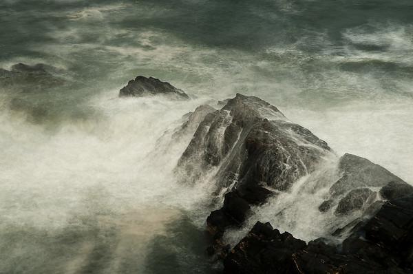 Storm Waves - Cape Elizabeth, Maine