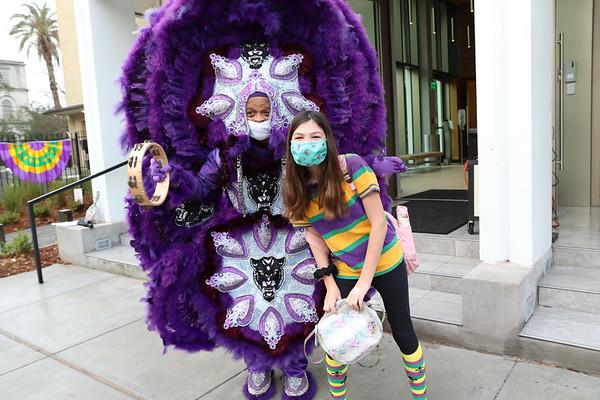 Mardi Gras at ASH (2021)