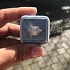 1.59ct Antique Cushion Cut Diamond Halo Ring GIA K VS2 15
