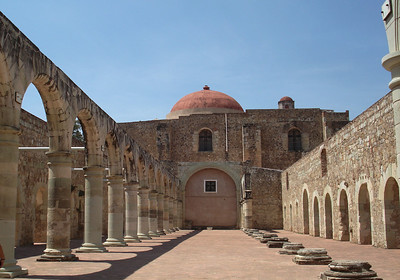 Places And Pueblos Near The City Of Oaxaca