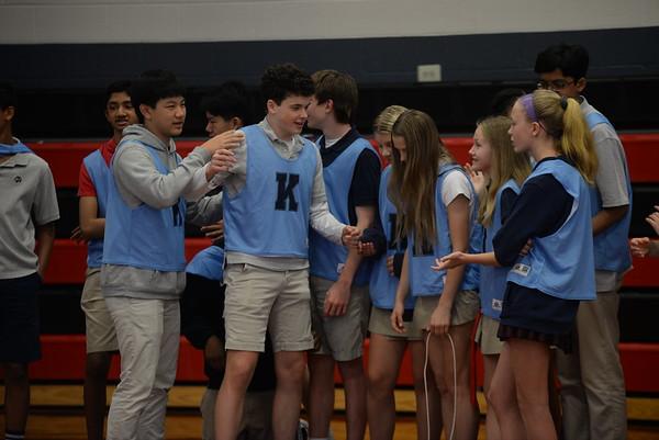 8th Grade Visit to Upper School