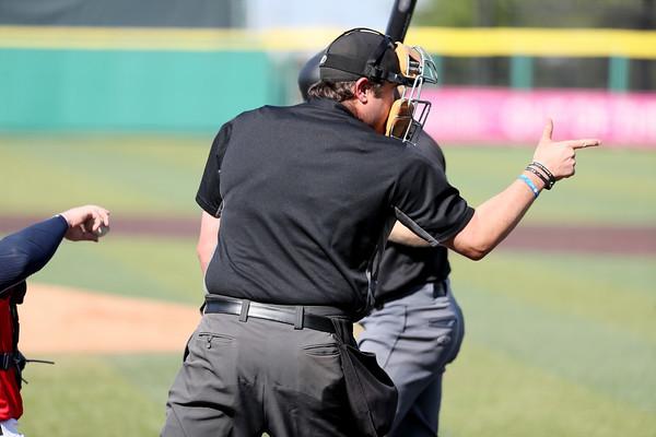 American Association Umpires Cleburne Games 41-50
