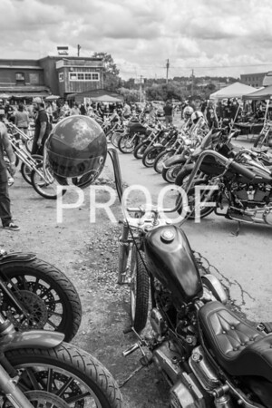 2nd Annual Hard Times Chopper show