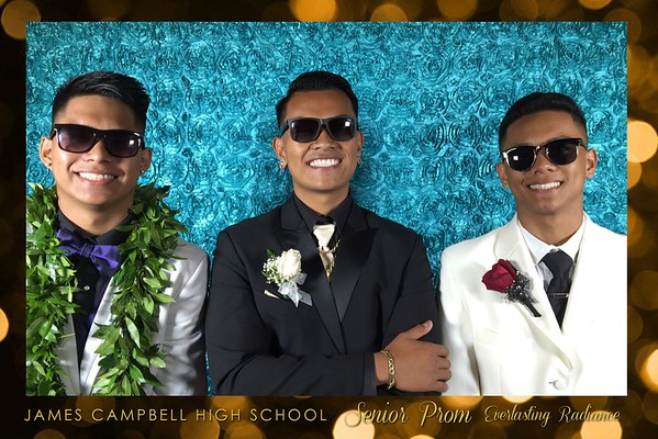 James Campbell HS Senior Prom 2016 (Mobile Party Pix)