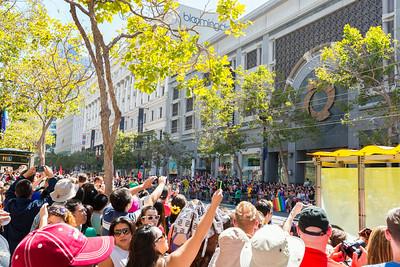 San Francisco Pride Parade 2014