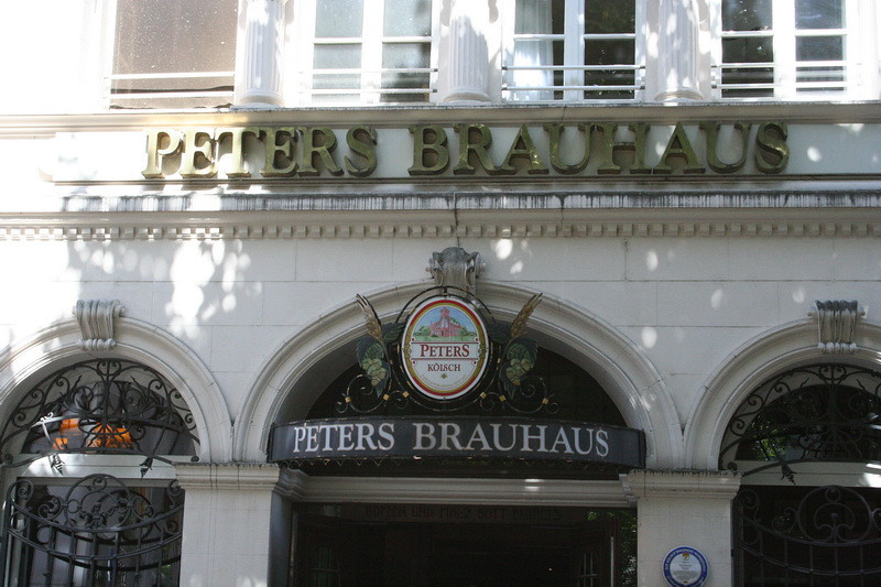 Cologne, Germany  - Peters Brauhaus