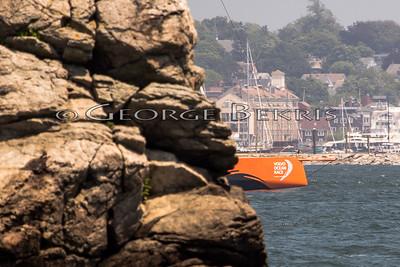Team Alvimedica Volvo Ocean Race 2014-15