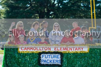 Smithfield High School Homecoming Parade 2014