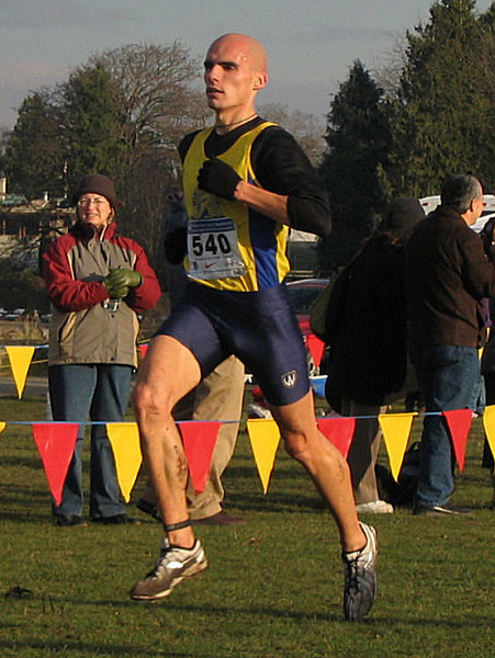 2005 Canadian XC Championships - CIS dominator Christiano Mauricio still in the top-10