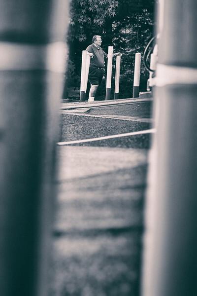 Between Posts
