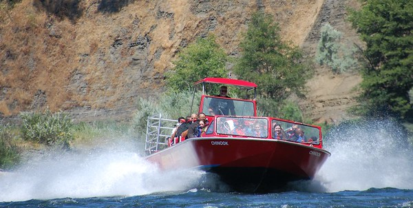August 2019 Rogue River Jetboat trip