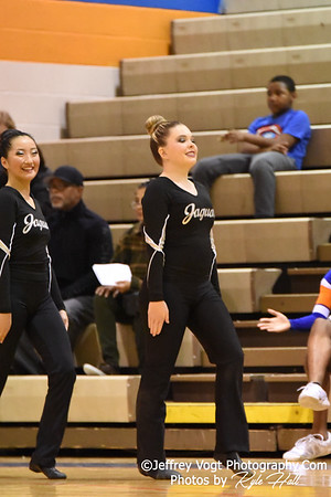 1-05-2019 Northwest High School at Watkins Mill High School 2nd Annual Poms Invitational at Watkins Mill High School, Photos by Jeffrey Vogt Photography with Kyle Hall,