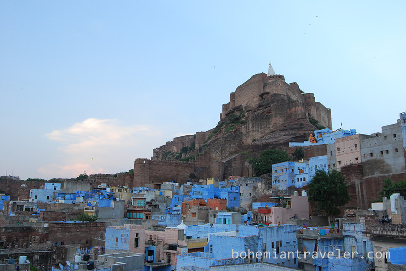 view of Mehrangarh Fort in Jodhpur (2).jpg