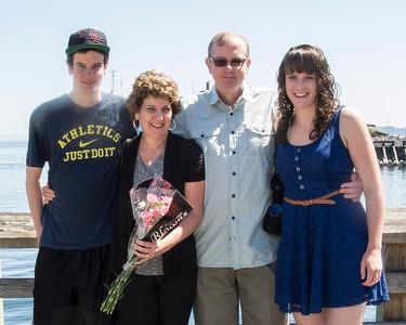 University of Puget Sound Graduation - May 13, 2012