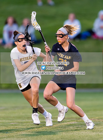 6/8/2016 - MIAA D1 South Semifinal - Notre Dame vs Needham