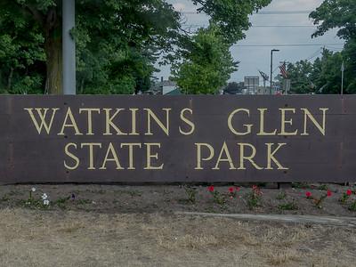 Watkins Glen State Park 2016