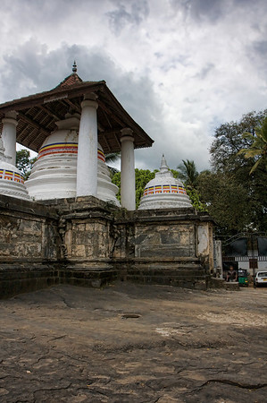 Kandy Temples