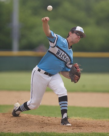 Willowbrook Baseball Sectional Final