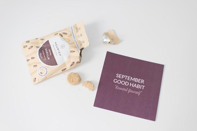 September Good Habit Box