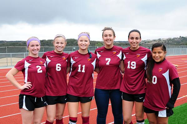 TP Girls Soccer Seniors