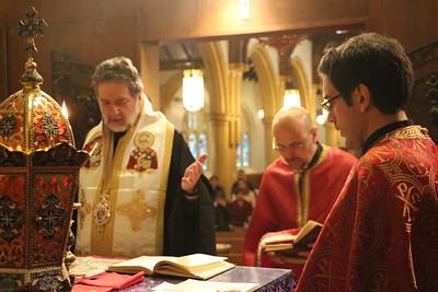 Annunciation of the Theotokos Liturgy