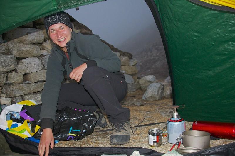 Den 9: Lhonak - Kanchenjunga Base Camp