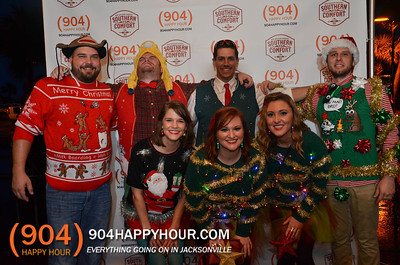 Ugly Sweater Bar Crawl - 12.14.13