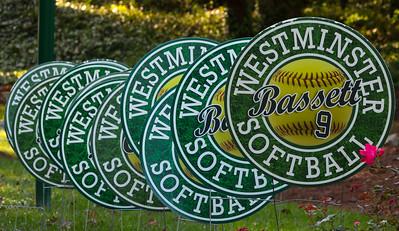 Softball Signs