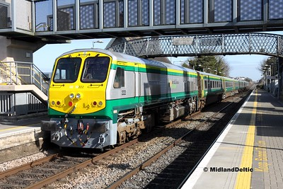 Portlaoise (Rail), 15-03-2017