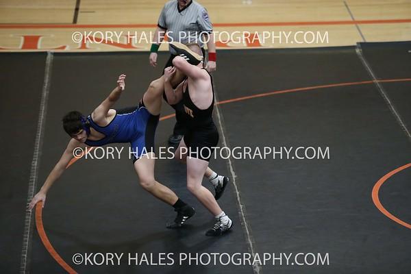 Junior Varsity-Oak Grove vs Harrisonville 2-4-20