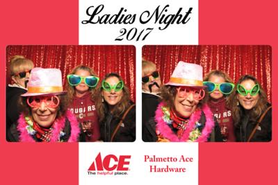 Palmetto ACE Hardware Ladies' Night