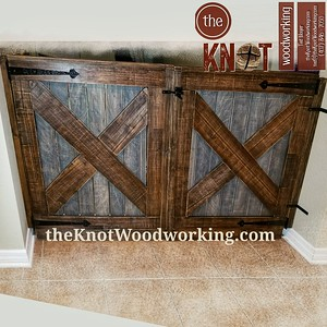 The Knot Woodworking Project Archive